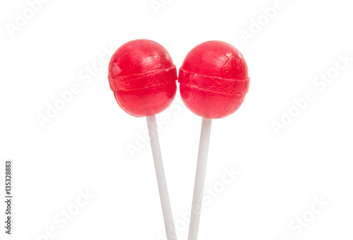 Fotografie, Obraz lollipop isolated
