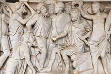 Old Roman Relief