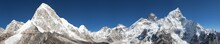 Mount Everest, Lhotse, Nuptse,...
