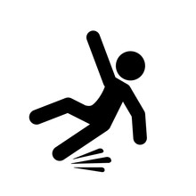 Slippery Floor Pictogram