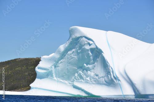Iceberg, Cape Bonavista is a headland located on the east coast of the island of Newfoundland in the Canadian province of Newfoundland and Labrador.