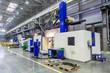 the interior metal manufacturing vertical machining center
