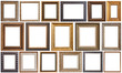 canvas print picture - picture frame isolated