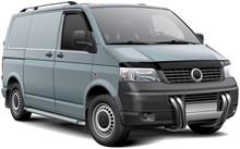 Cargo Van With Roo Bar