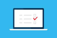 Online Survey, Checklist, Ques...