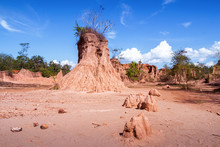 Attractions Eroded Sandstone P...