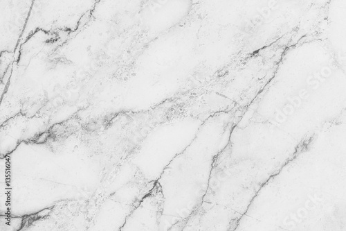 Fototapeta white background from marble stone texture obraz