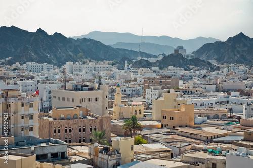 Fototapeta Krajobraz Muscat