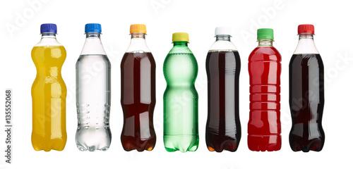 Reihe 0,5 Liter Flaschen Tablou Canvas