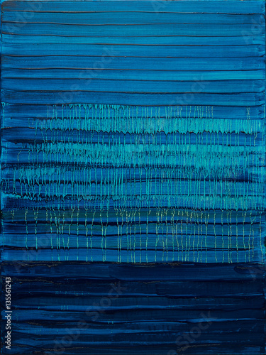 niebieska-abstrakcja-poziome-pasy