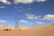 Algodones Dunes - California - USA