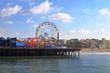 Santa Monica Pier Fun Park - USA