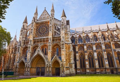 Cuadros en Lienzo  London Westminster Abbey St Margaret Church