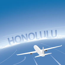 Honolulu Flight Destination