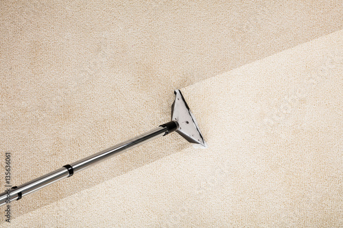 Vacuum Cleaner With Carpet Wallpaper Mural