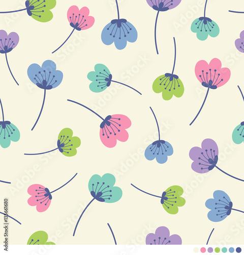 bezszwowy-wzor-kwiatu-wektor