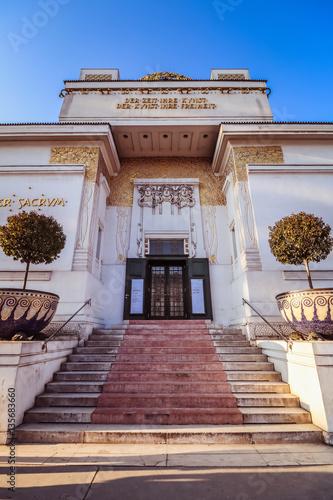 Photo  Wiener Secessionsgebäude