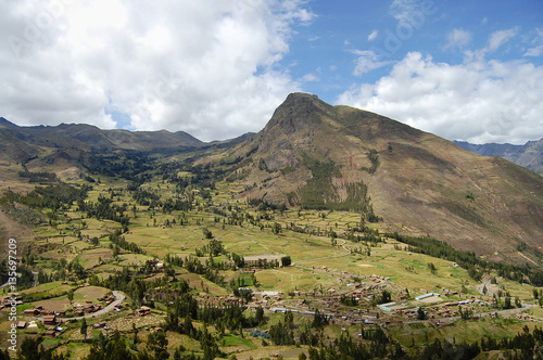 Fotografie, Obraz  Pisac Sacred Valley - Peru