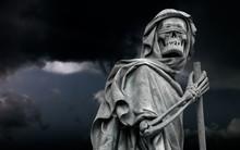 The Grim Reaper Death Personif...