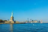 Fototapeta Nowy Jork - Statue of Liberty, New York City , USA .