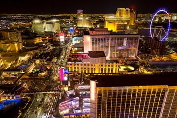 Fototapeta Las Vegas night