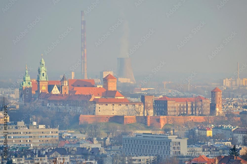 Fototapeta Kraków.