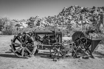 Fototapeta na wymiar Desert