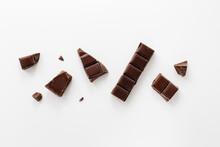 Chunks Of Dark Chocolate