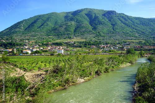 Photo Flusstal des Calore Irpino