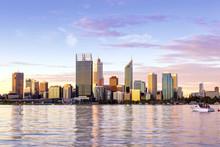 Perth Western Australia Skylin...