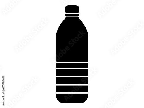 Fotografie, Obraz  ペットボトルのアイコン