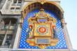 La Conciergerie Horloge (Clock) which are located on the buildin