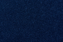 Blue Glitter Texture Abstract Background