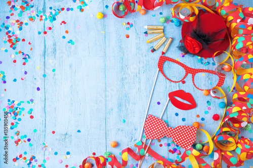 Karneval Fasching Hintergrund Buy This Stock Photo And Explore