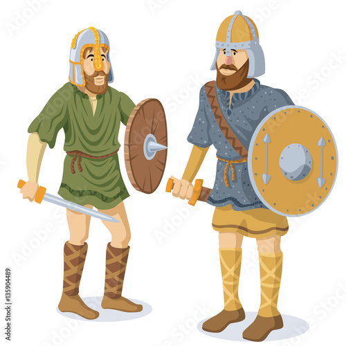 Photo Anglo Saxons