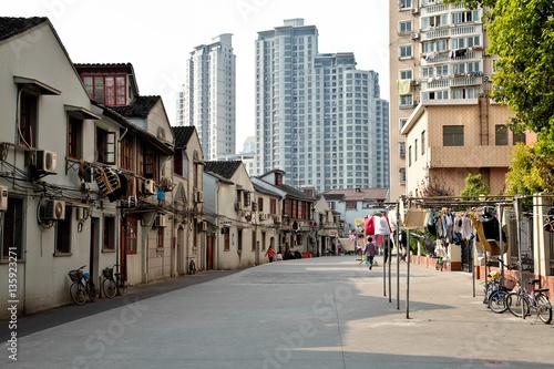 Shanghai - Altstadt Poster
