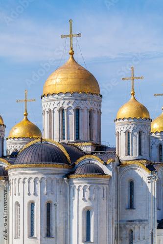 Foto op Plexiglas Kiev Dormition Cathedral (1160) in Vladimir, Russia