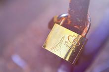 Love Lock From Paris