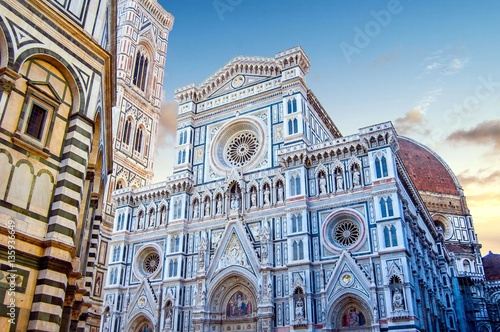 Photo sur Toile Florence Florence, Firenze, Italie