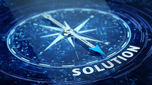 Business Solution Concept - Co...
