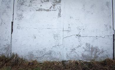 Pęknięta ściana
