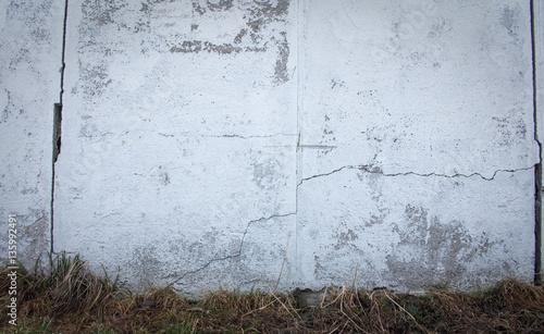 Pęknięta ściana - fototapety na wymiar