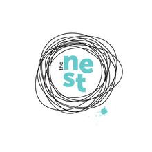 The Nest Creative Logo. Robin ...