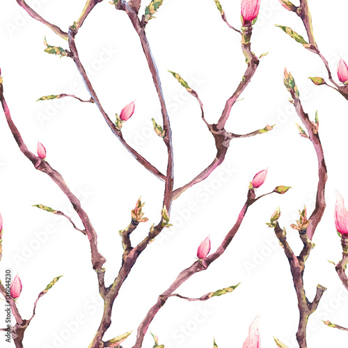 drzewa-z-pakami-kwiatow-na-bialym-tle