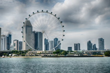 Singapore Flyer The Giant Ferr...