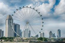 Singapore Flyer The Giant Ferr...
