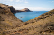 Rugged landscape of Madeira island