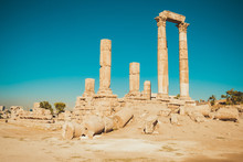 Hercules Temple Remains On Amm...