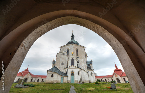 Photo  Pilgrimage Church of St