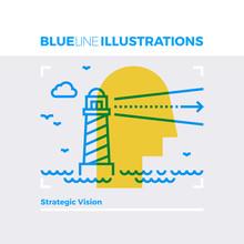 Strategic Vision Blue Line Ill...